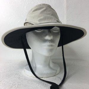 4521cf9f3362dc REI Wide Brimmed Explorer Vented Sun Hat S/M